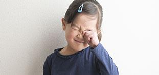 お子様の眼科疾患